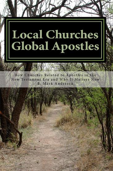 Local Churches Global Apostles book cover